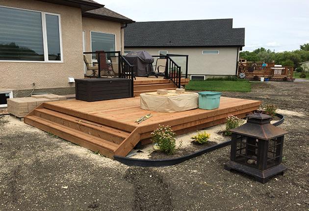 Oakbluff Deck